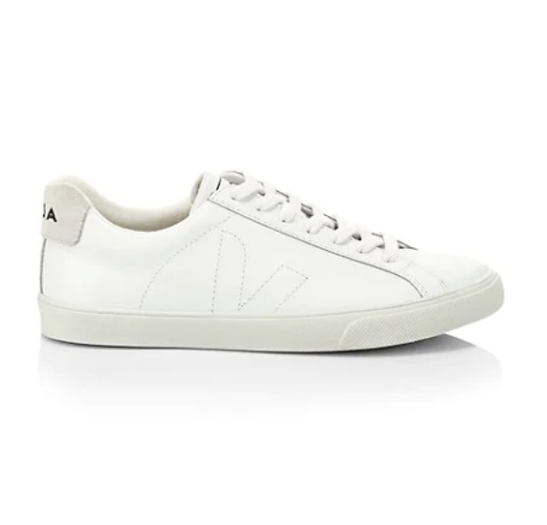 shoes-to-wear-with-flare-jeans-Veja Esplar Low-Top Sneakers