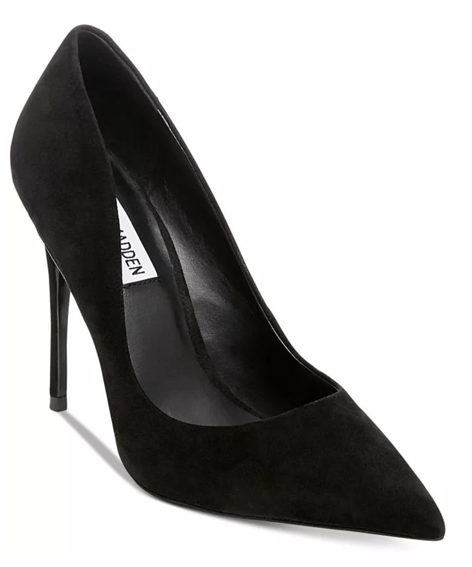 shoes-to-wear-with-flare-jeans-Steve Madden Daisie Pumps