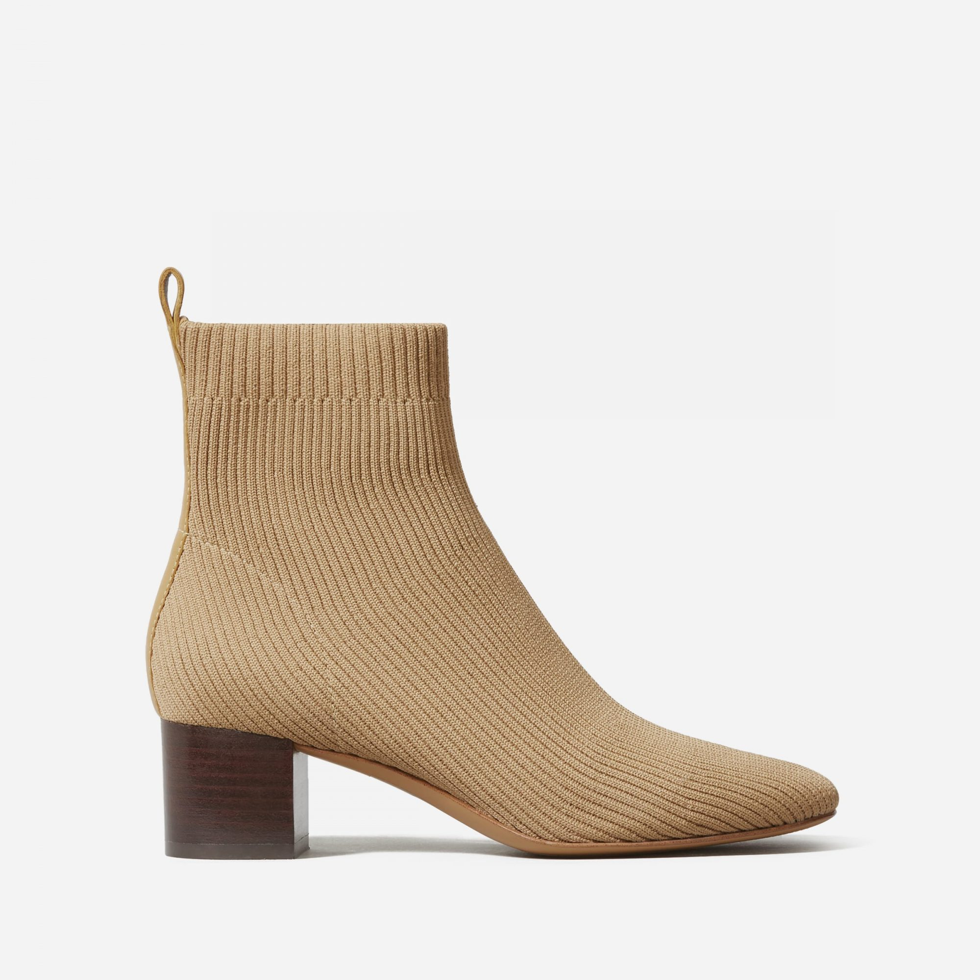 shoes-to-wear-with-flare-jeans-Everlane The Glove Boot