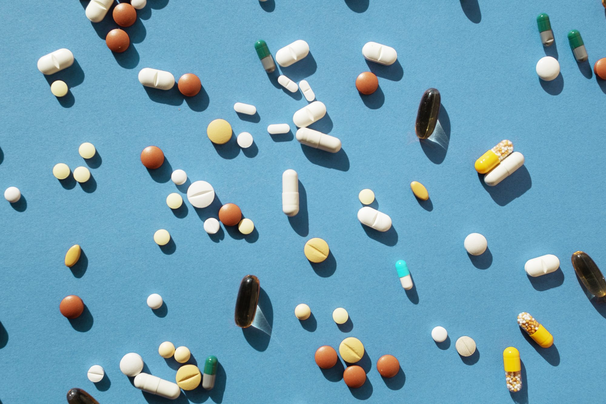 Tips on How to Stop Taking So Many Prescription Medications: pills