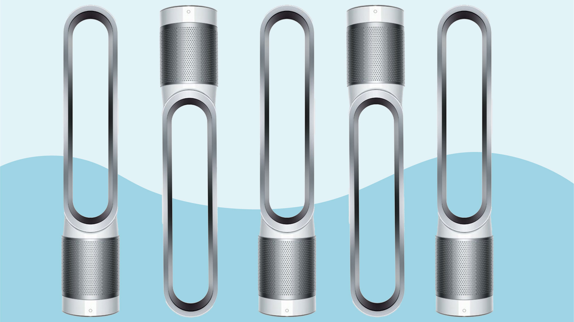 Dyson Pure Cool Air Tower Purifier: best tower fans