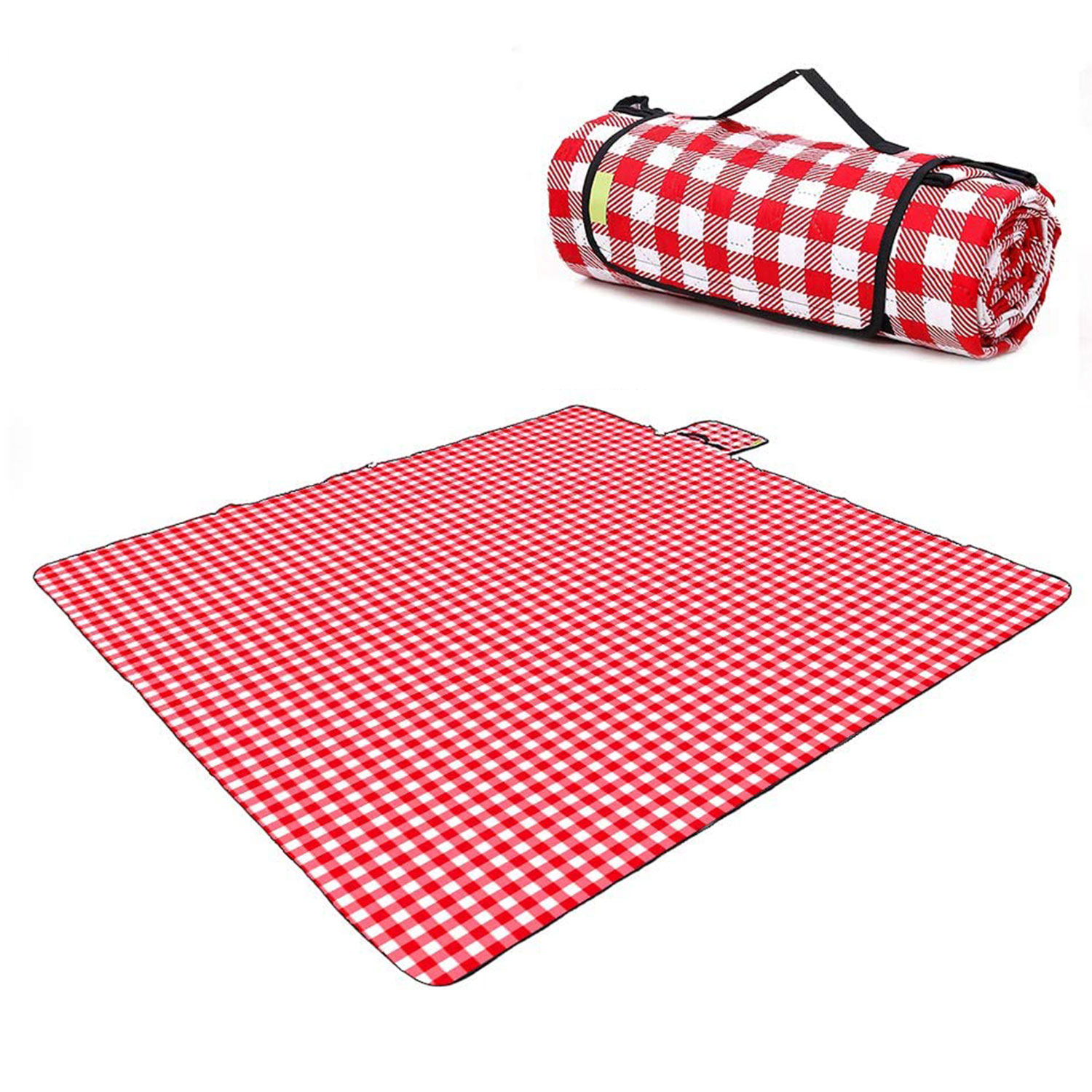 Picnic & Outdoor Blanket Dual Layers for Outdoor Water-Resistant