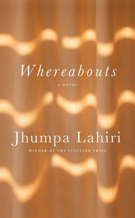 Whereabouts Book Cover