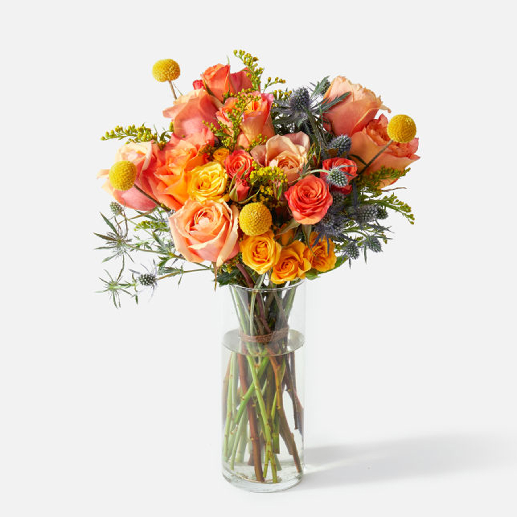 Gifts for someone going through a hard time: UrbanStems The Firecracker Bouquet