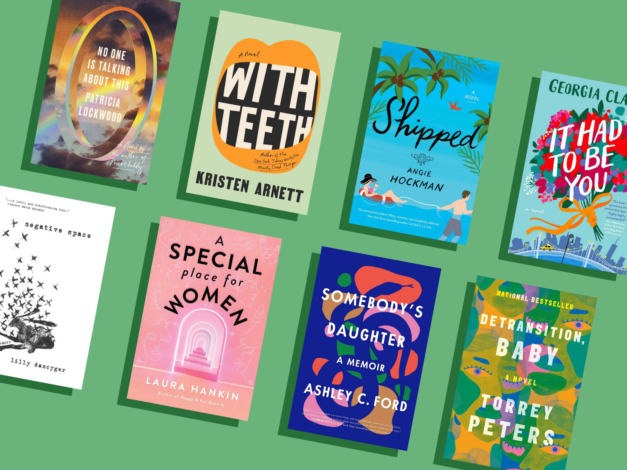Books to Read This Spring 2021