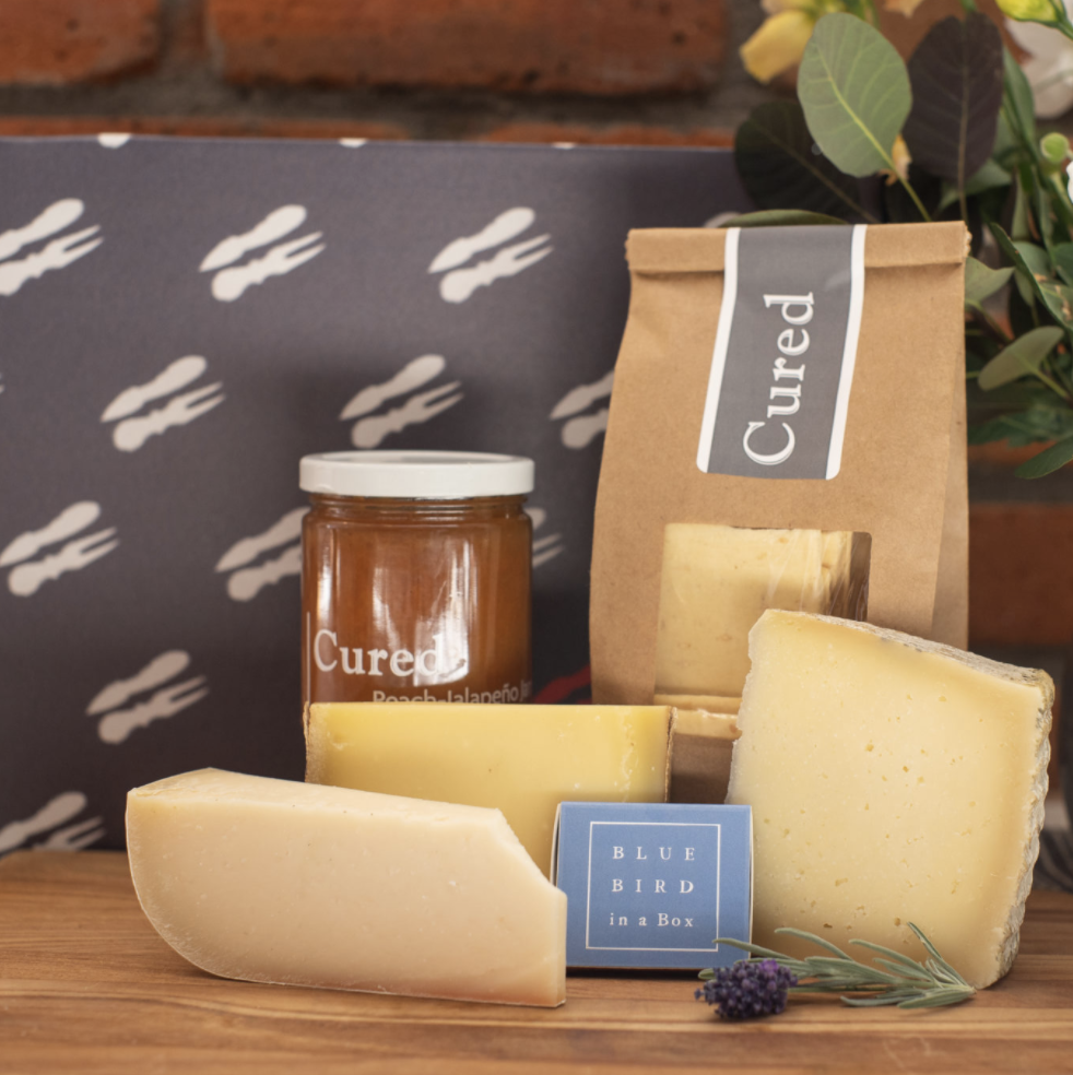 Cheese Gift for Foodies