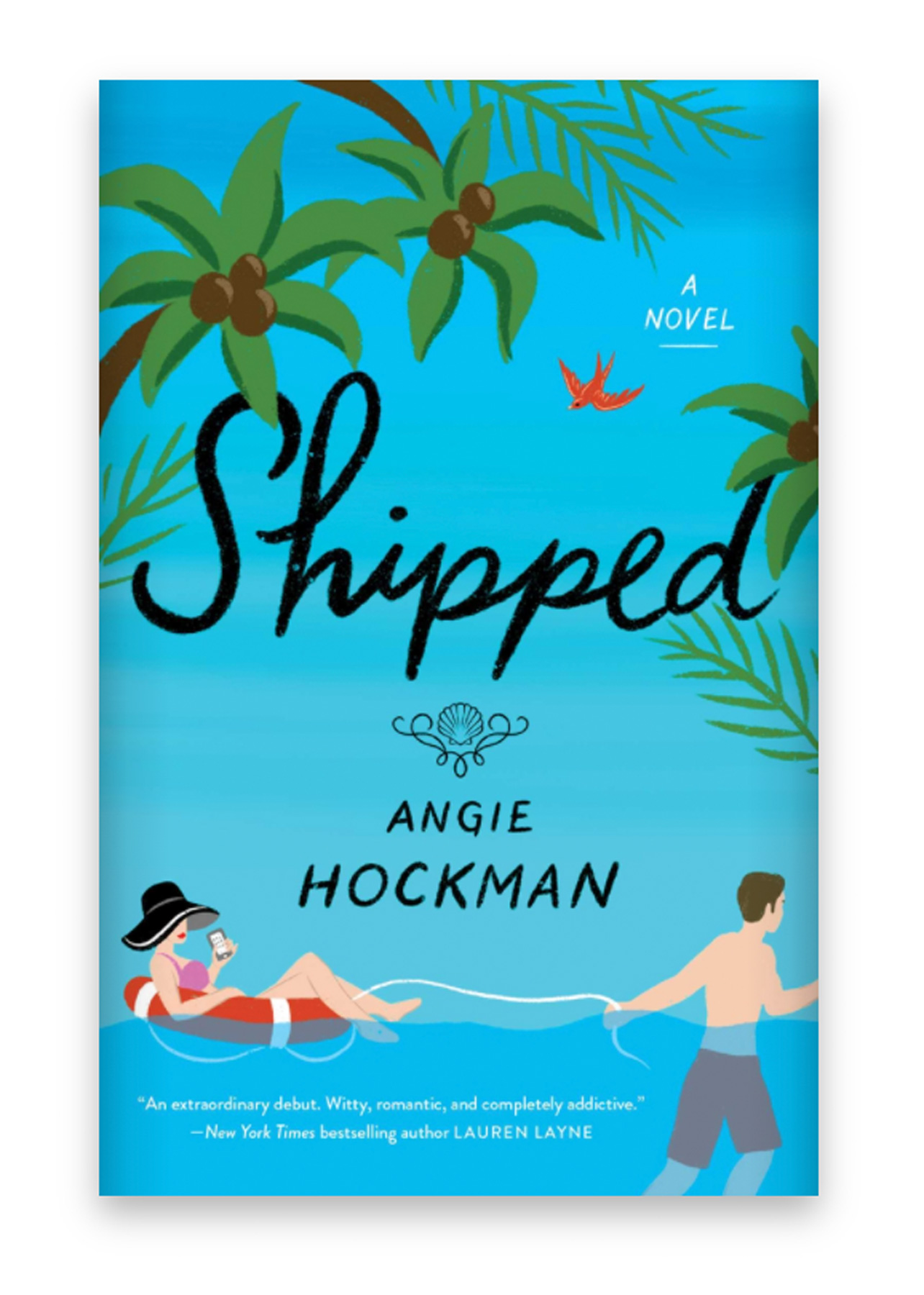 Best Spring Books to Read 2021: Shipped by Angie Hockman