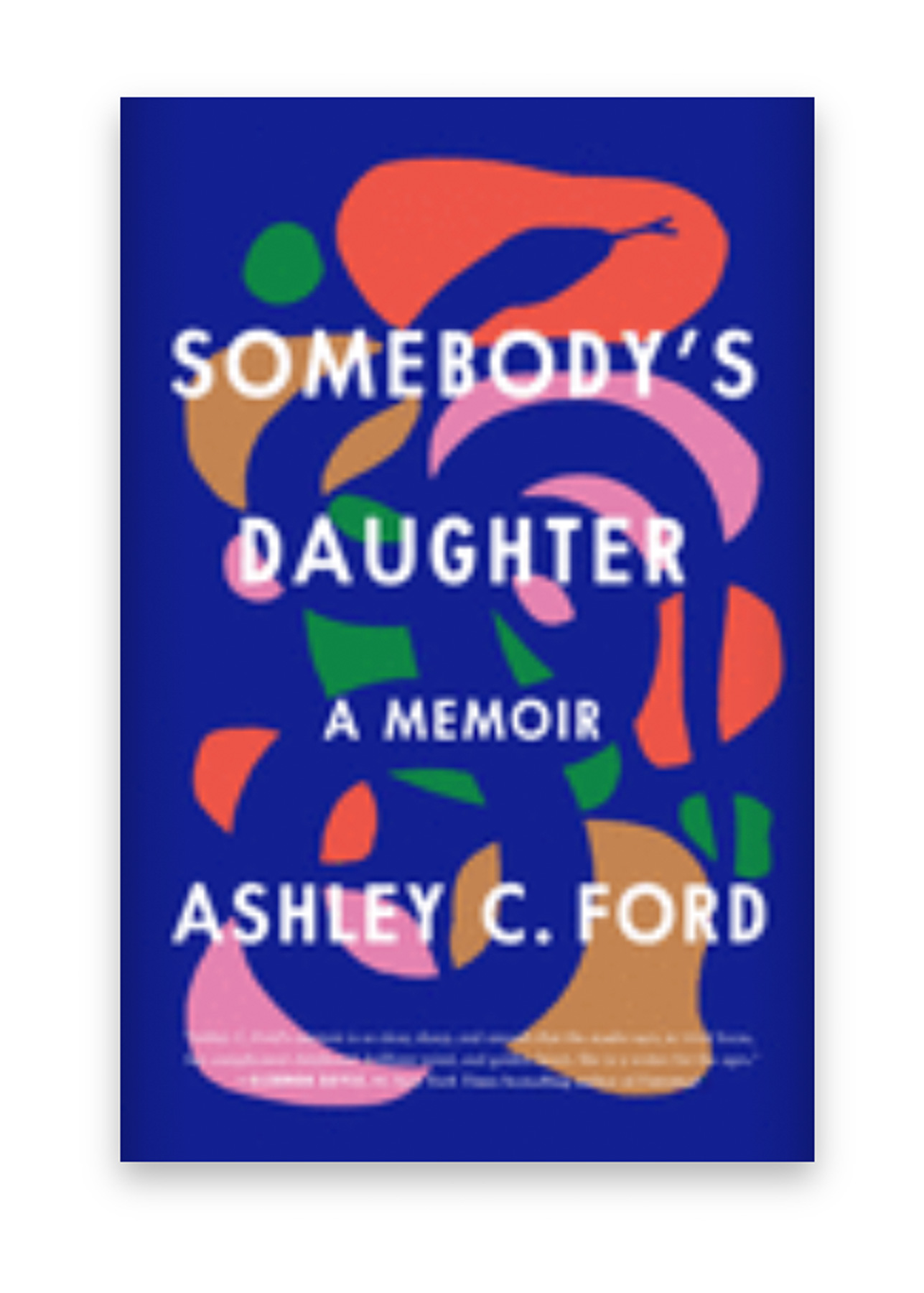 Best Spring Books to Read 2021: Somebody's Daughter by Ashley C. Ford