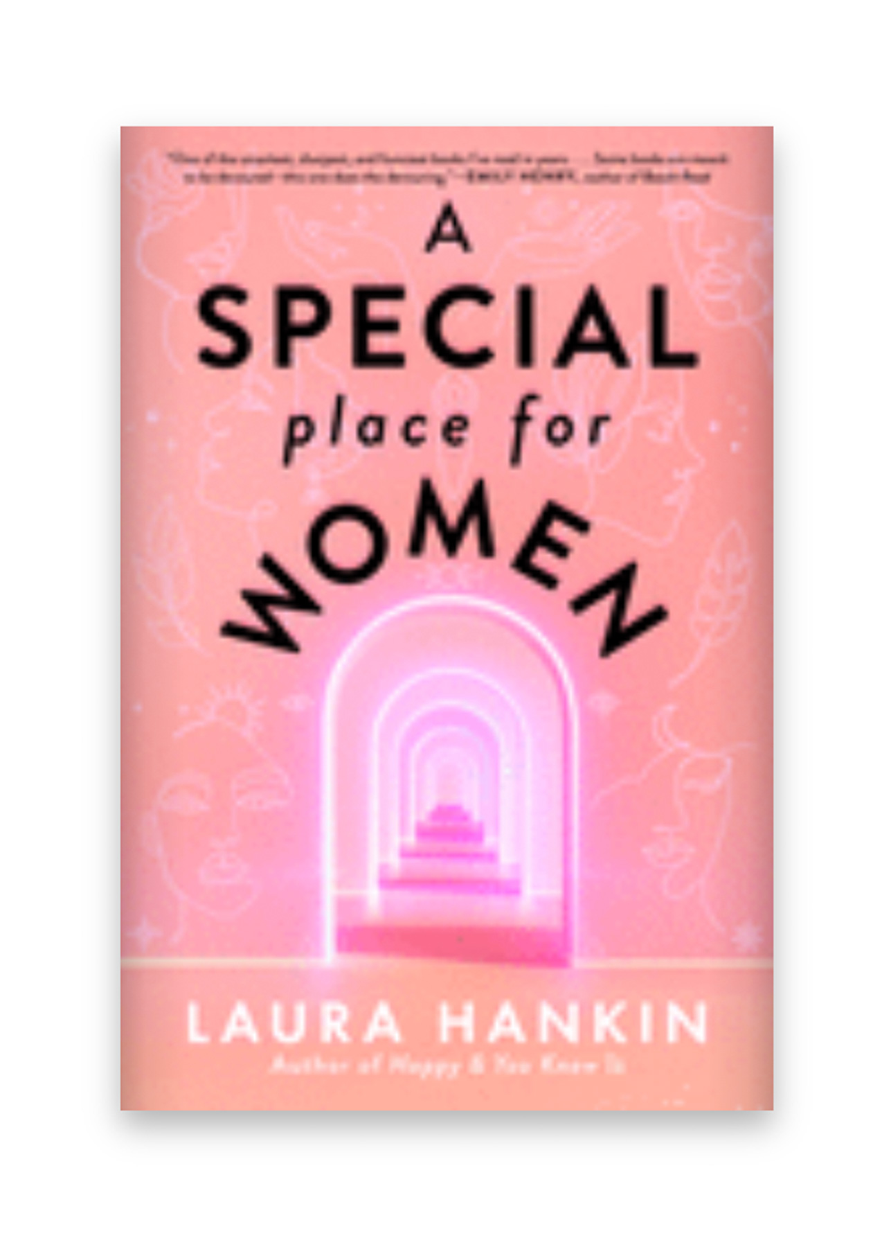 Best Spring Books to Read 2021:A Special Place for Women by Laura Hankin