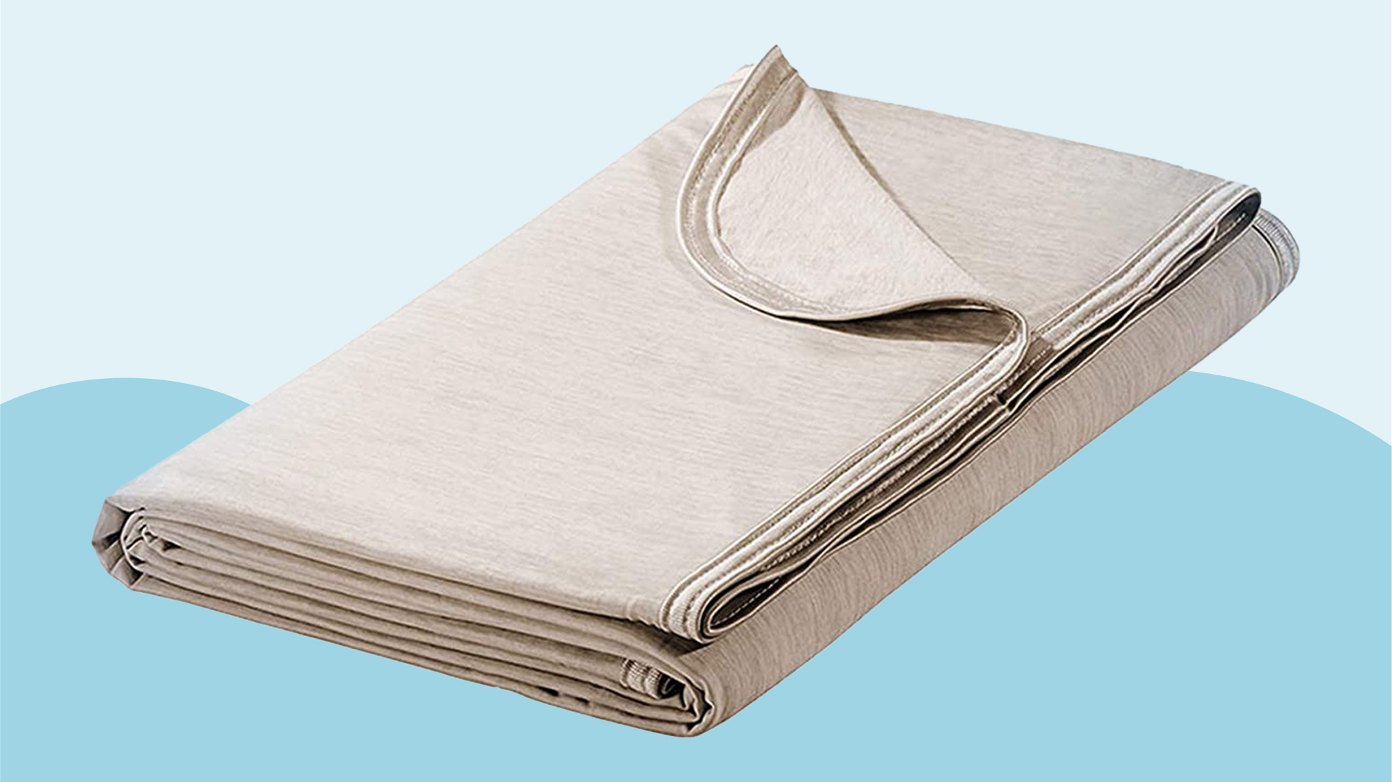 Elegear Revolutionary Cooling Blanket Absorbs Heat