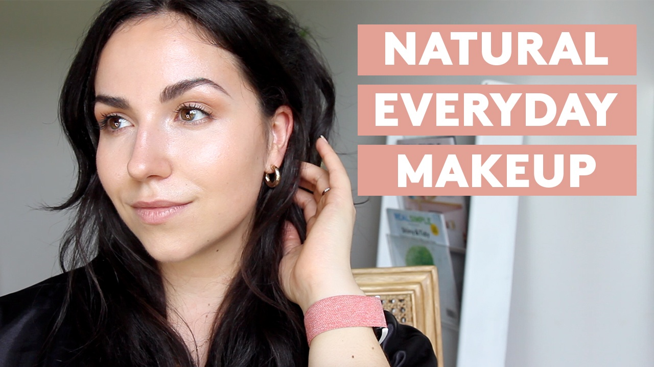 Haley Cairo everyday natural makeup routine (Simply video)