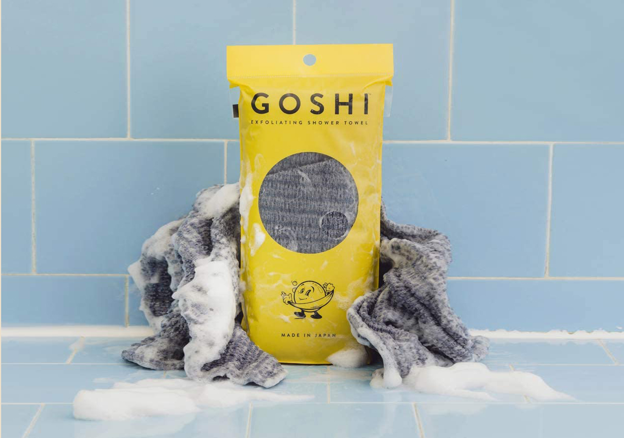 Goshi Exfoliating Towel