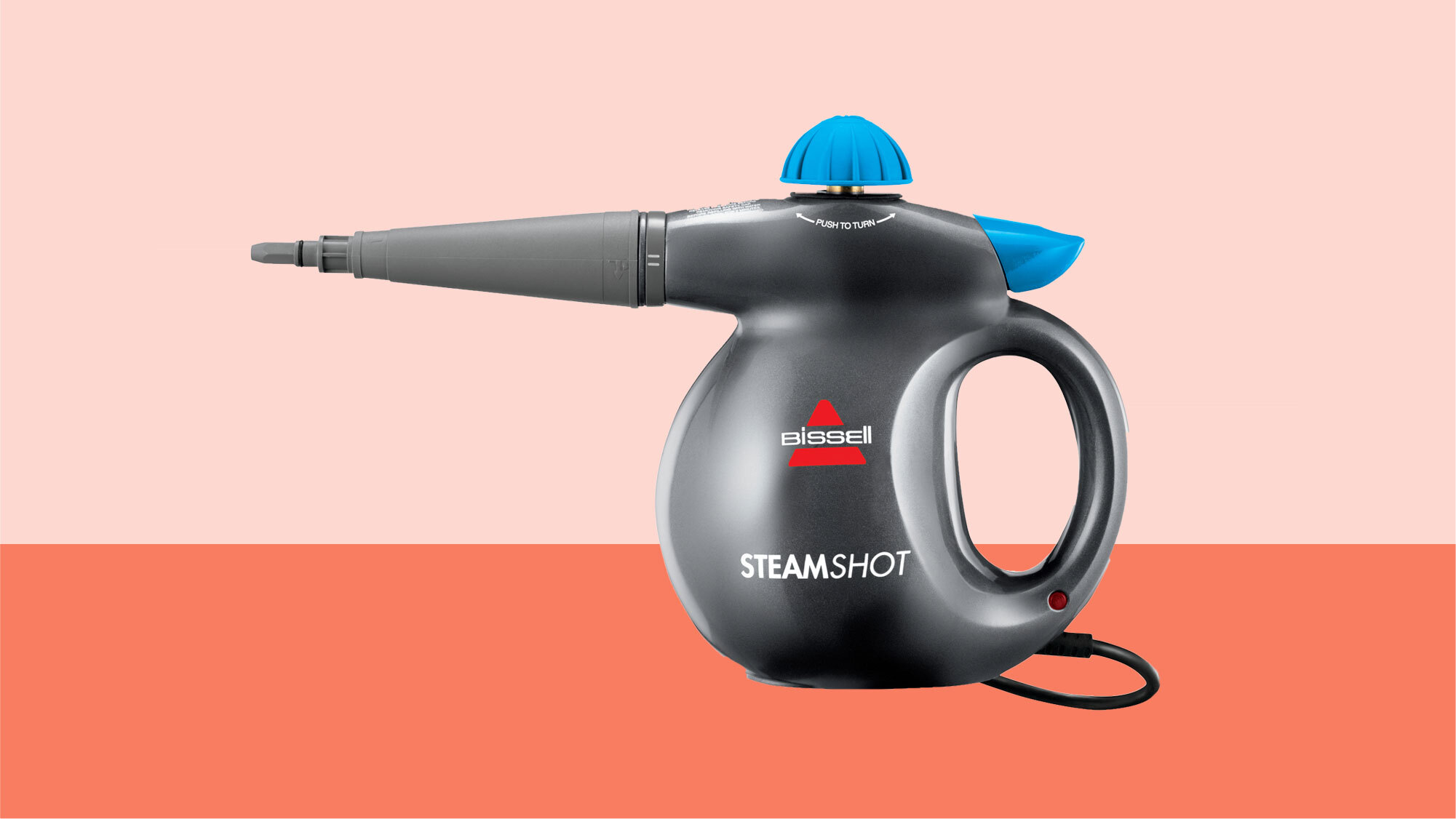Time Saving Amazon Finds 2021: Bissell SteamShot Steam Cleaner