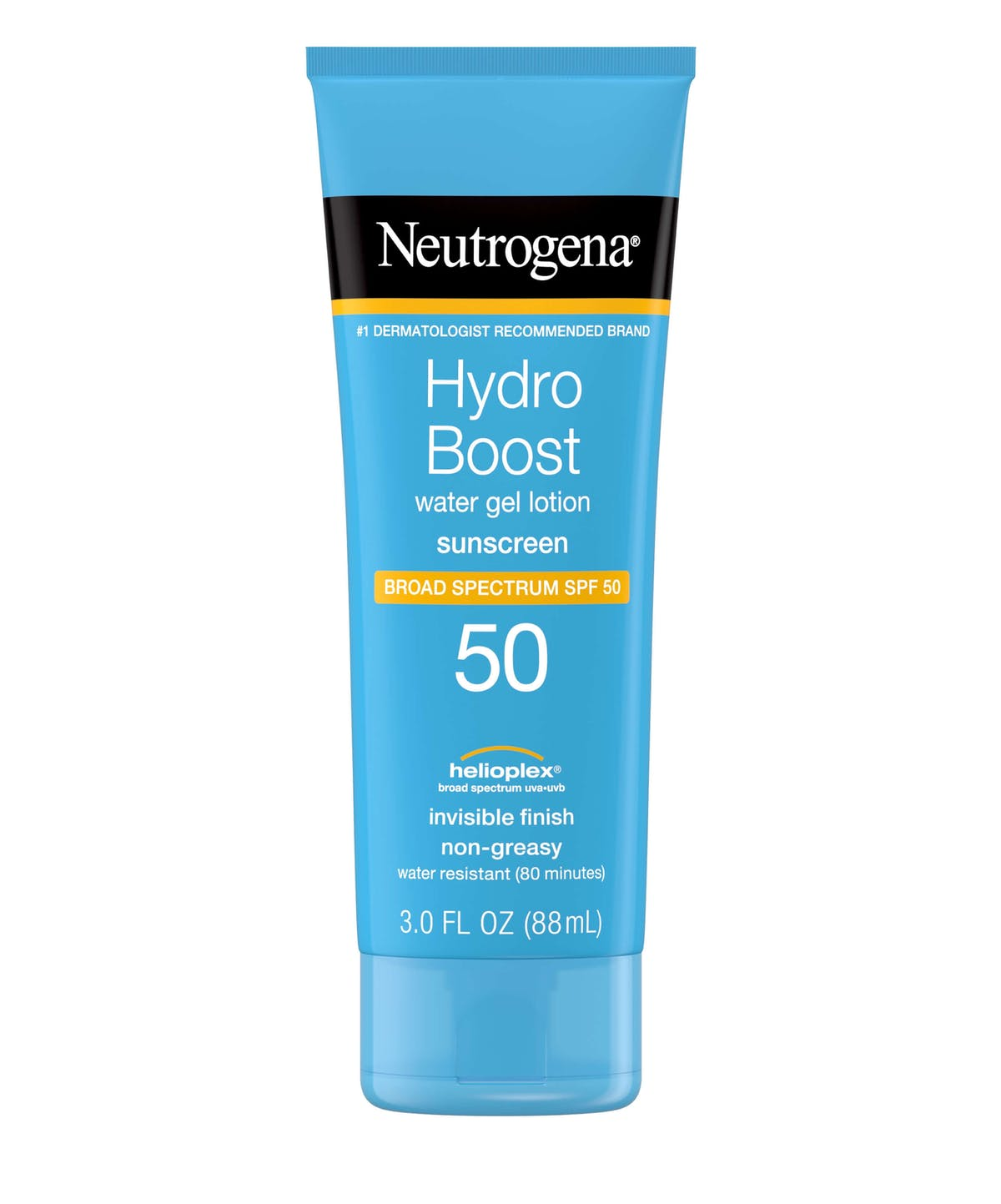 affordable-anti-aging-skincare-routine-Neutrogena Hydro Boost Water Gel Lotion Sunscreen SPF 50