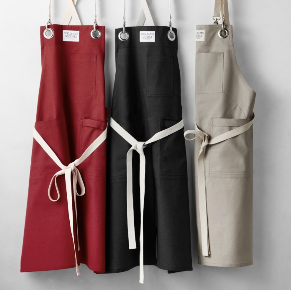 Cotton Apron for Grilling