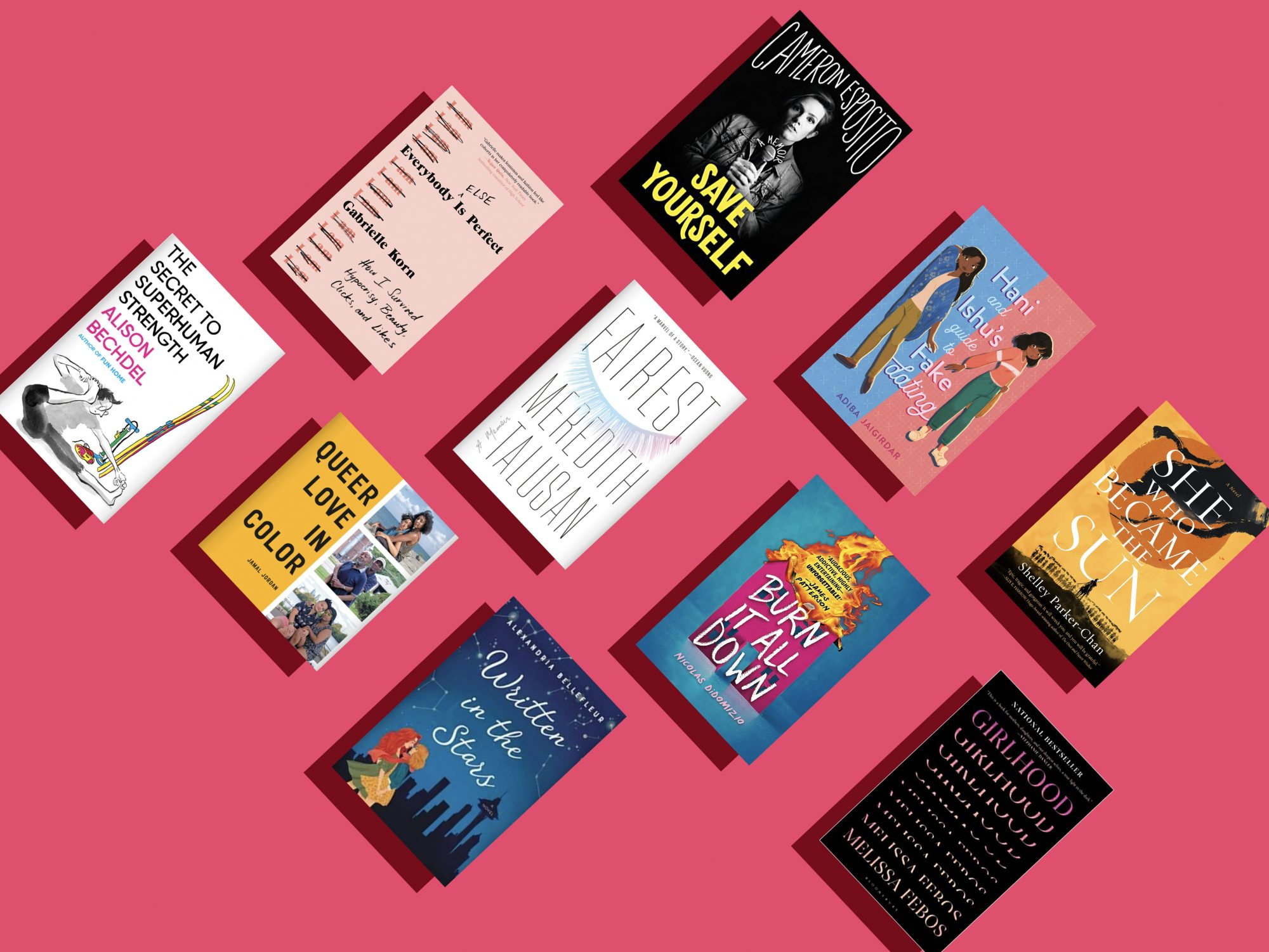 13 New LGBTQIA+ Books That Are Perfect for Pride Month Reading (and Beyond)