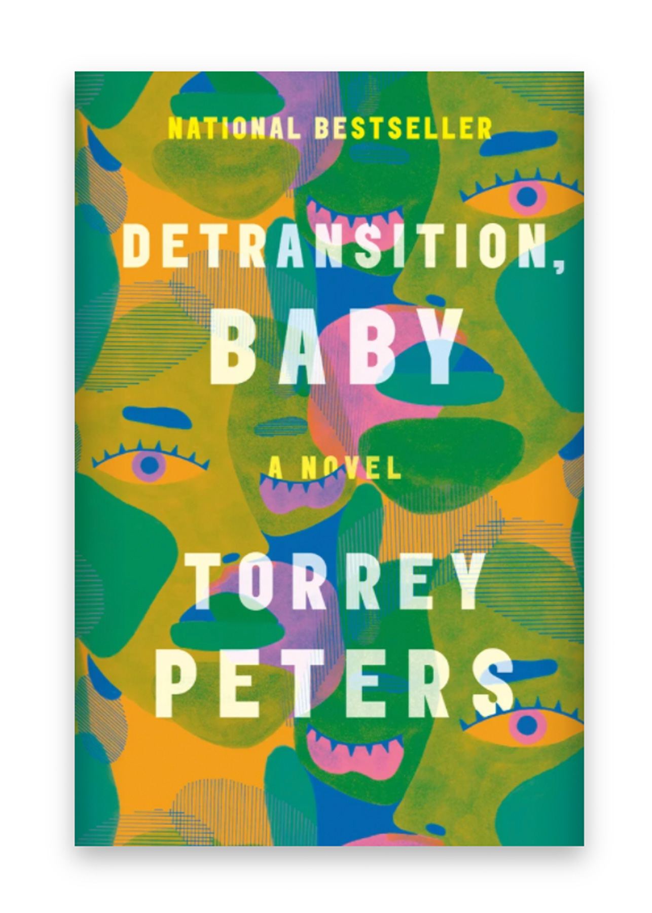 Best New LGBTQIA+ Books 2021: Detransition, Baby by Torrey Peters