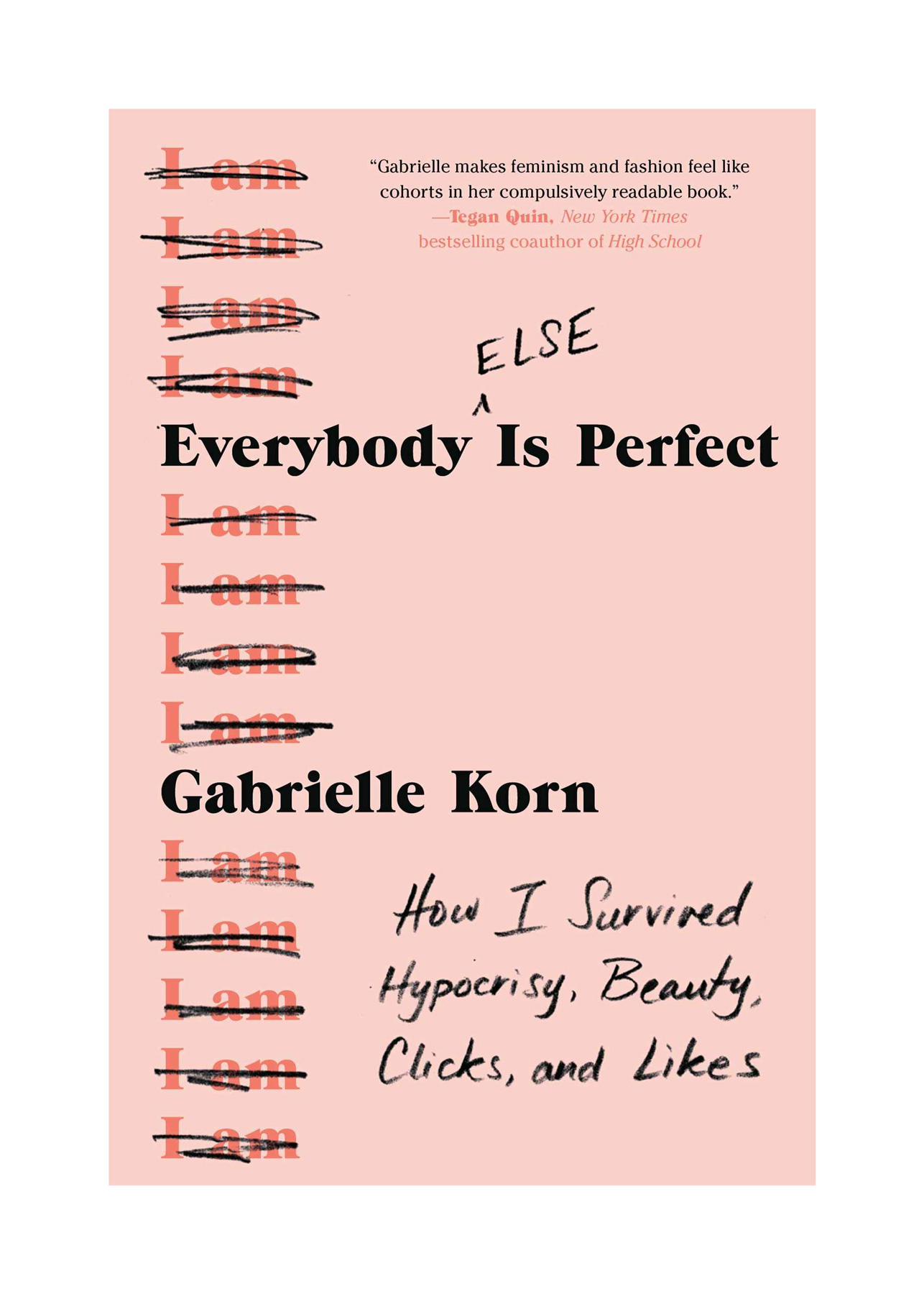 Best New LGBTQIA+ Books 2021: Everybody (Else) is Perfect by Gabrielle Korn