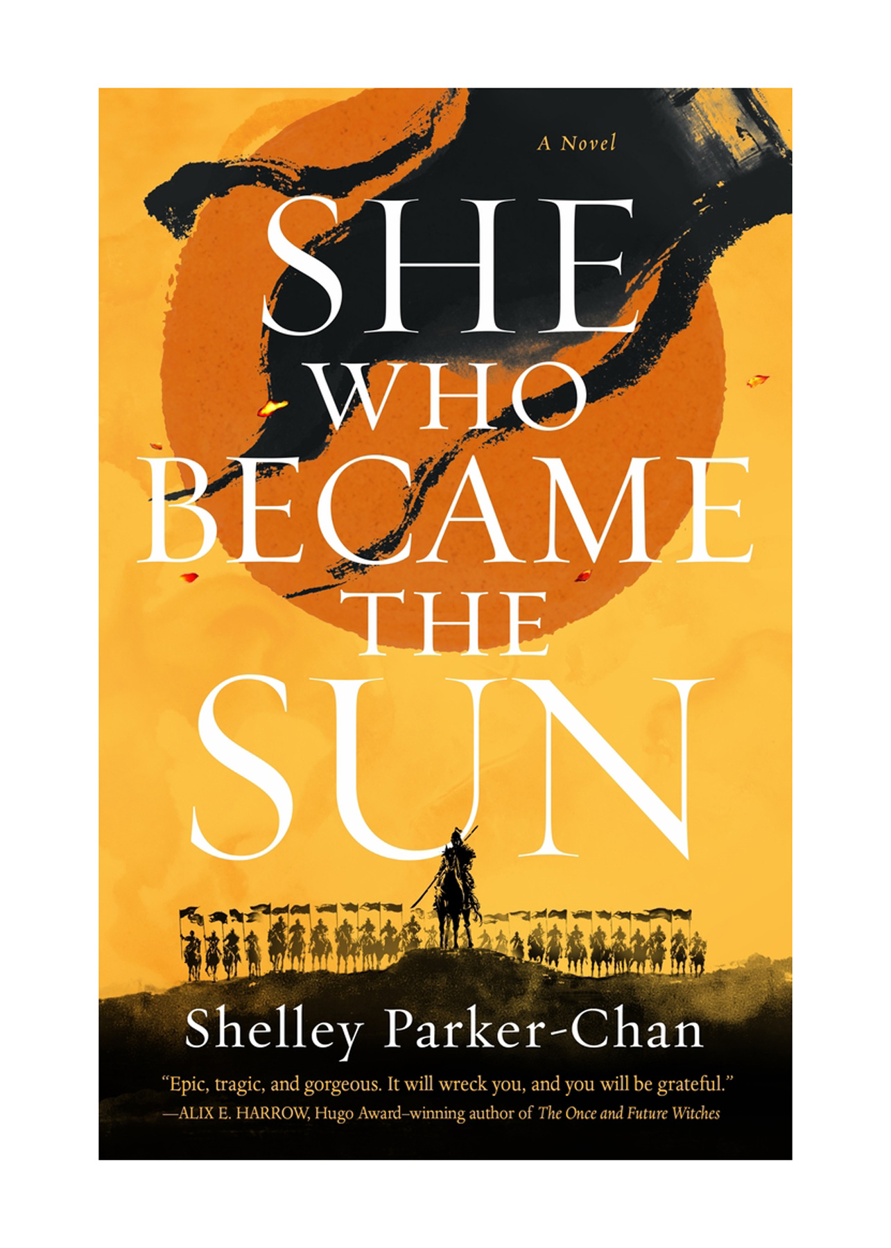 Best New LGBTQIA+ Books 2021: She Who Became the Sun by Shelley Parker-Chan