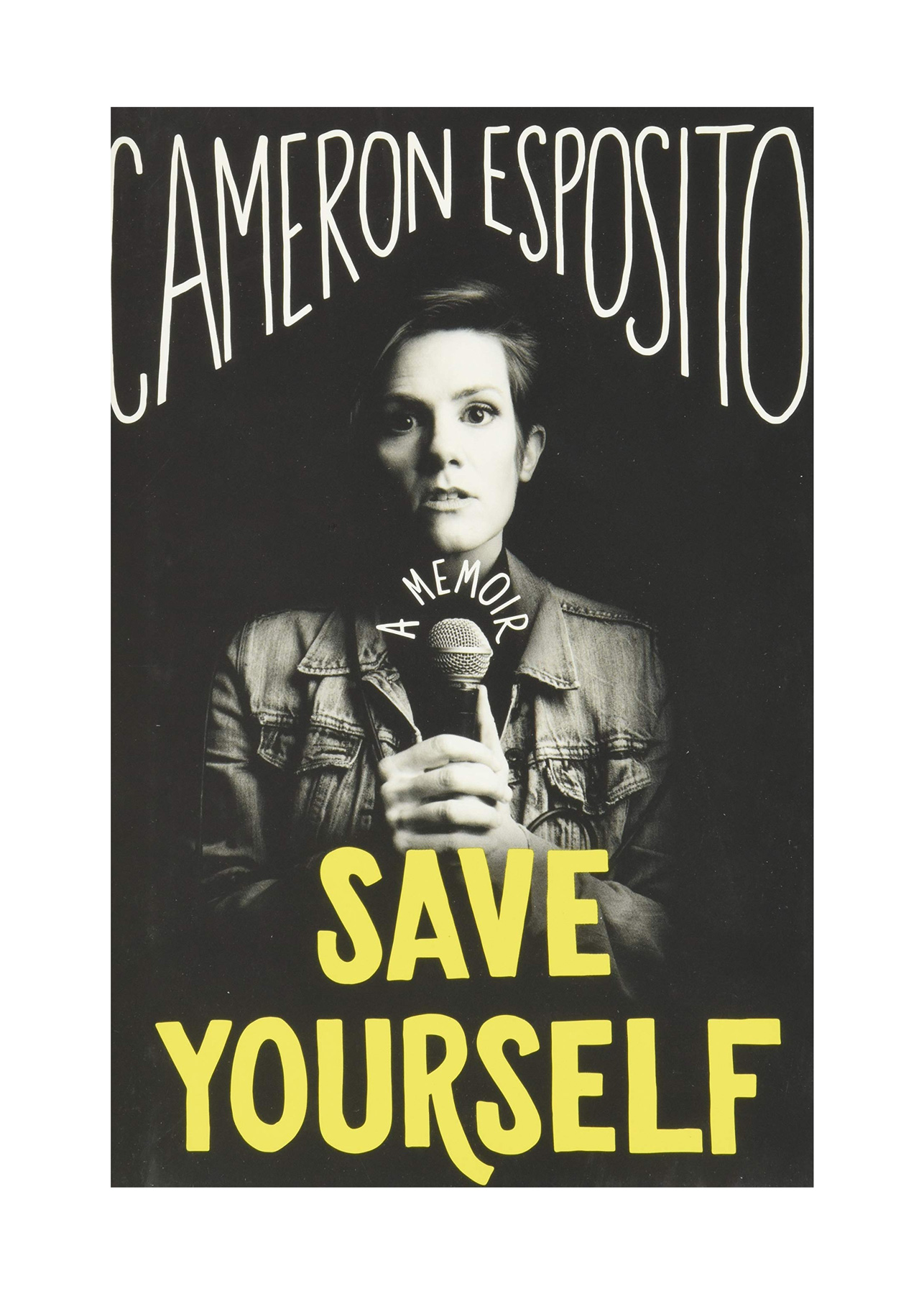 Best New LGBTQIA+ Books 2021: Save Yourself by Cameron Esposito
