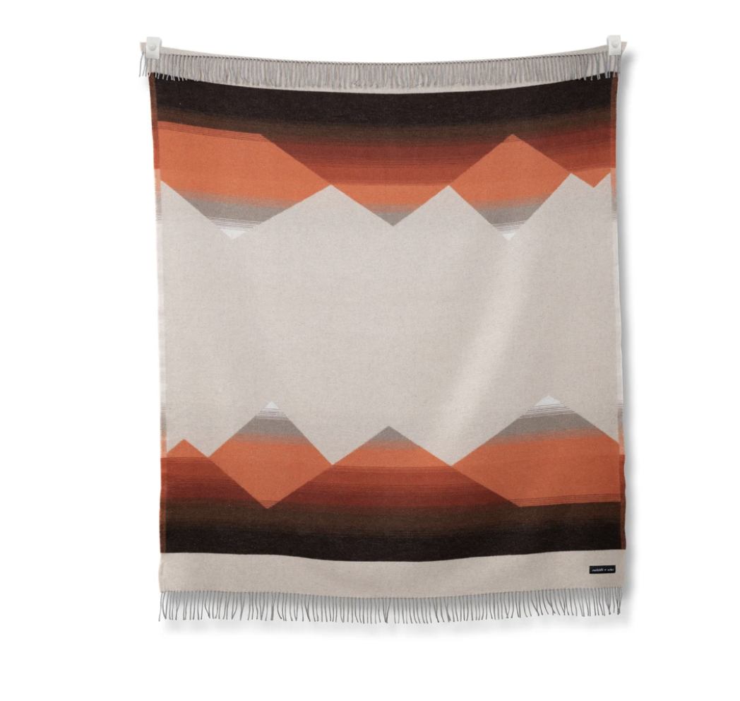 Sackcloth and Ashes blanket