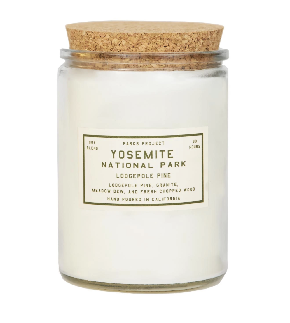 Yosemite Scented Candle