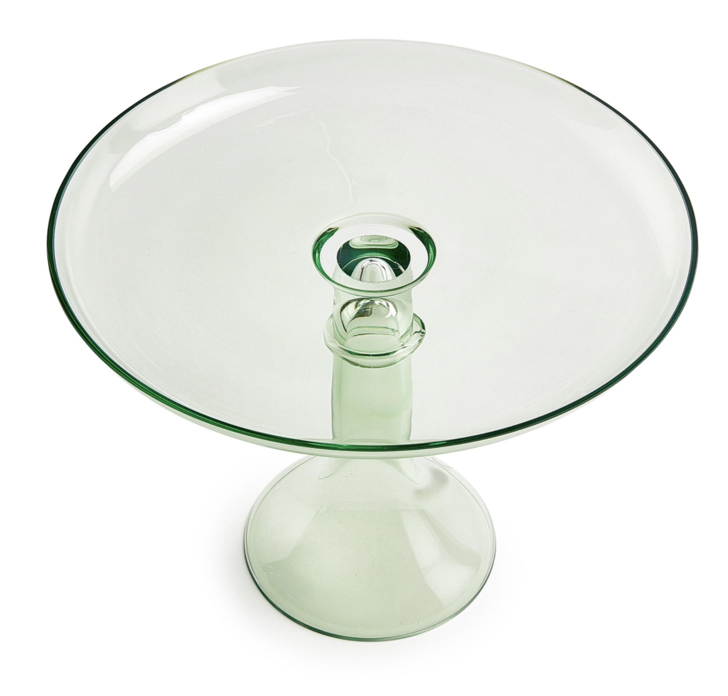Pale Green Cake Stand