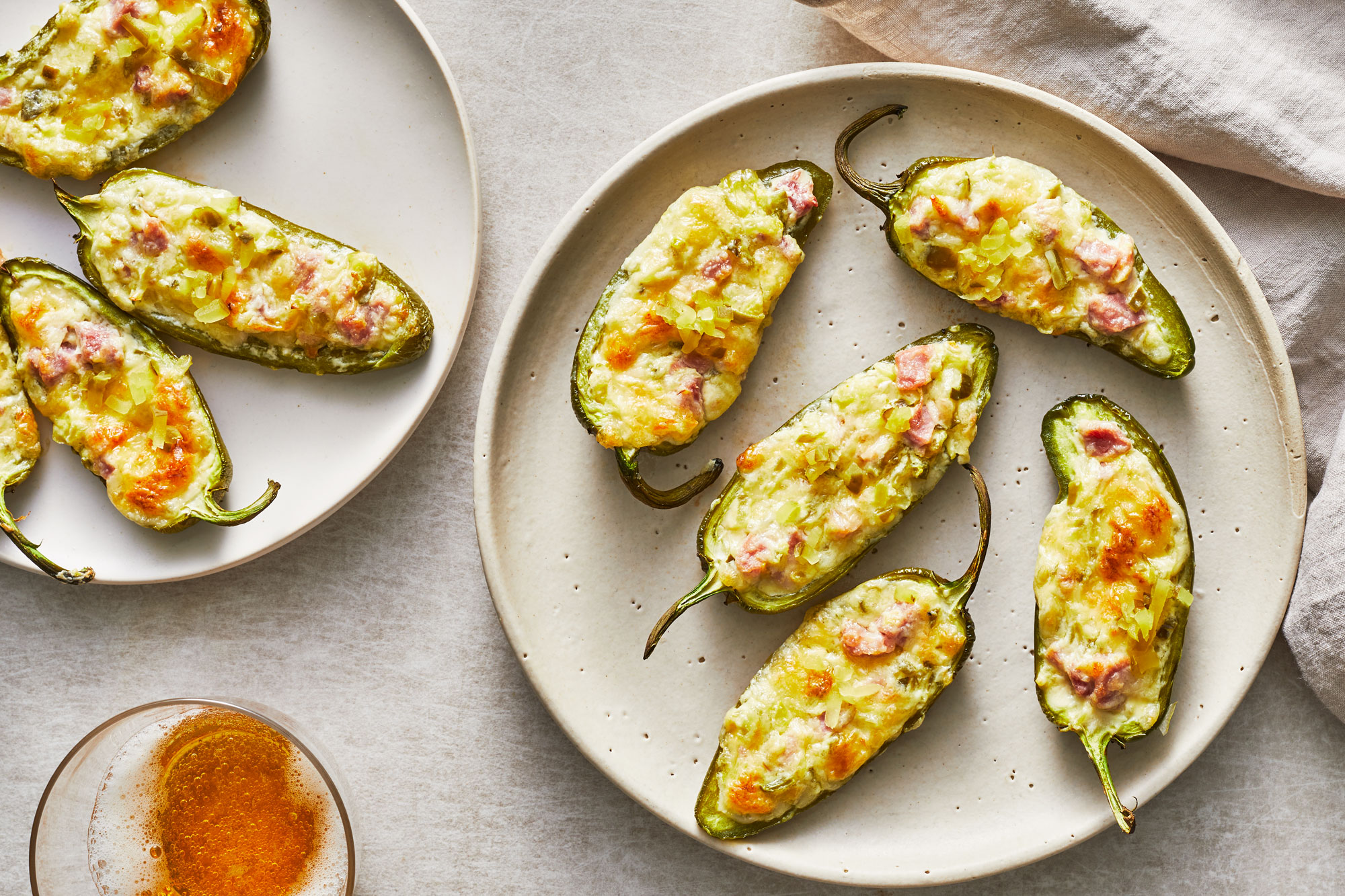Pickle Relish Poppers