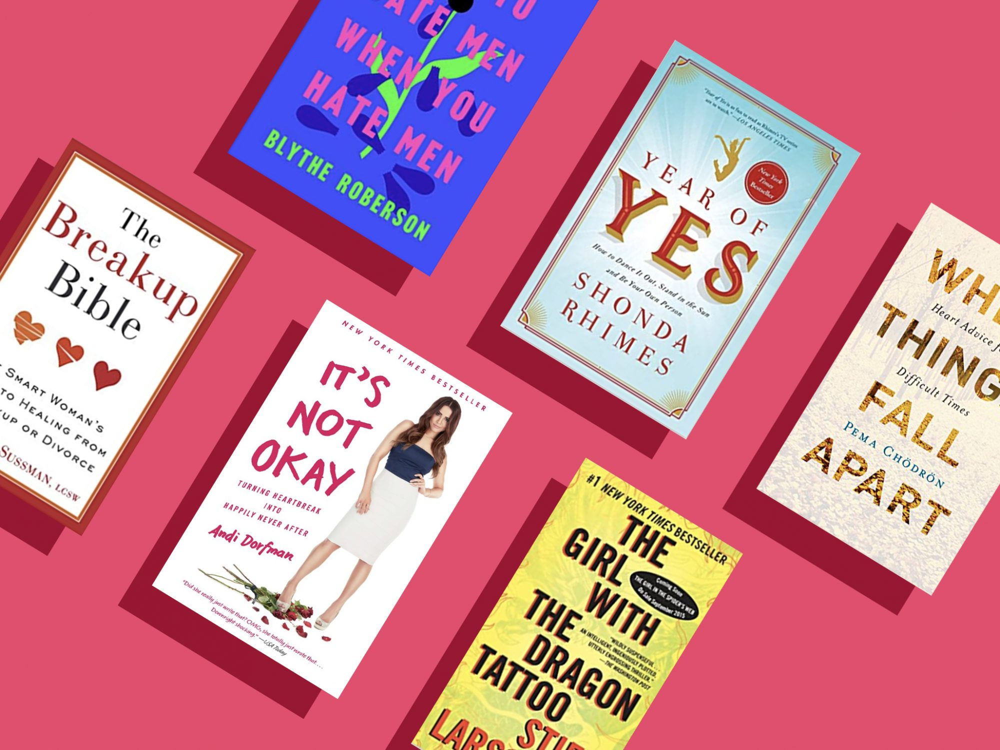 Books to Read While Going Through a Breakup