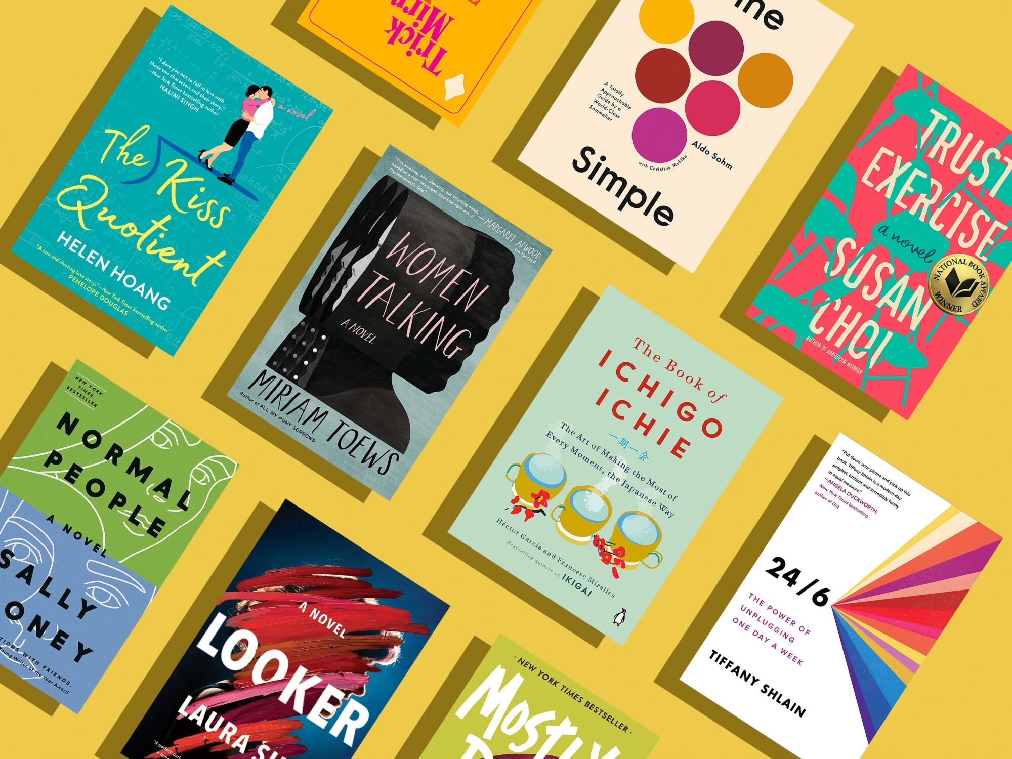 20 Great Books to Read Right Now for Any Mood or Interest   Real ...