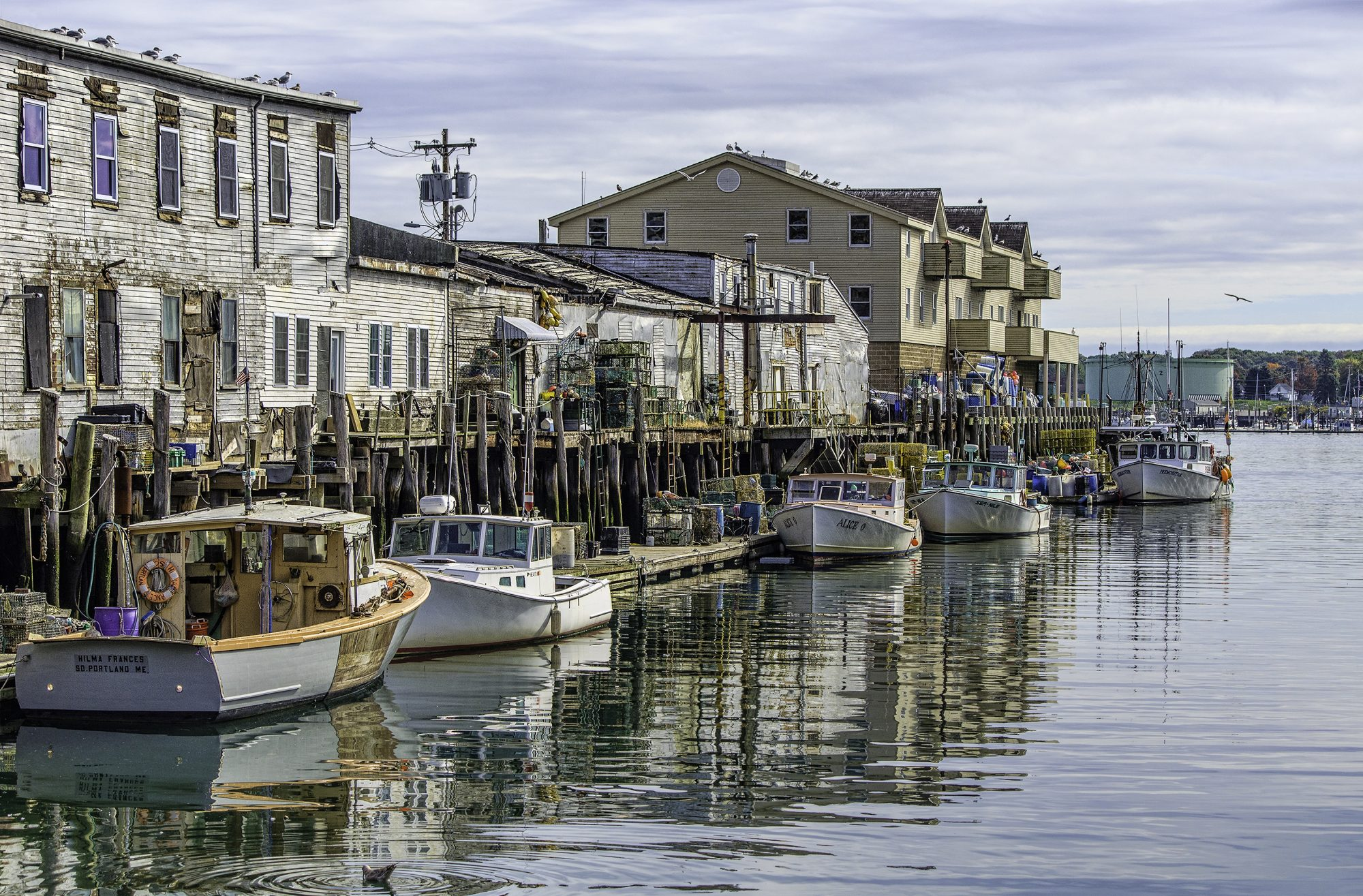 best-places-to-live-2021-2022-us-news-report: Beautiful area by the sea in Portland, Maine