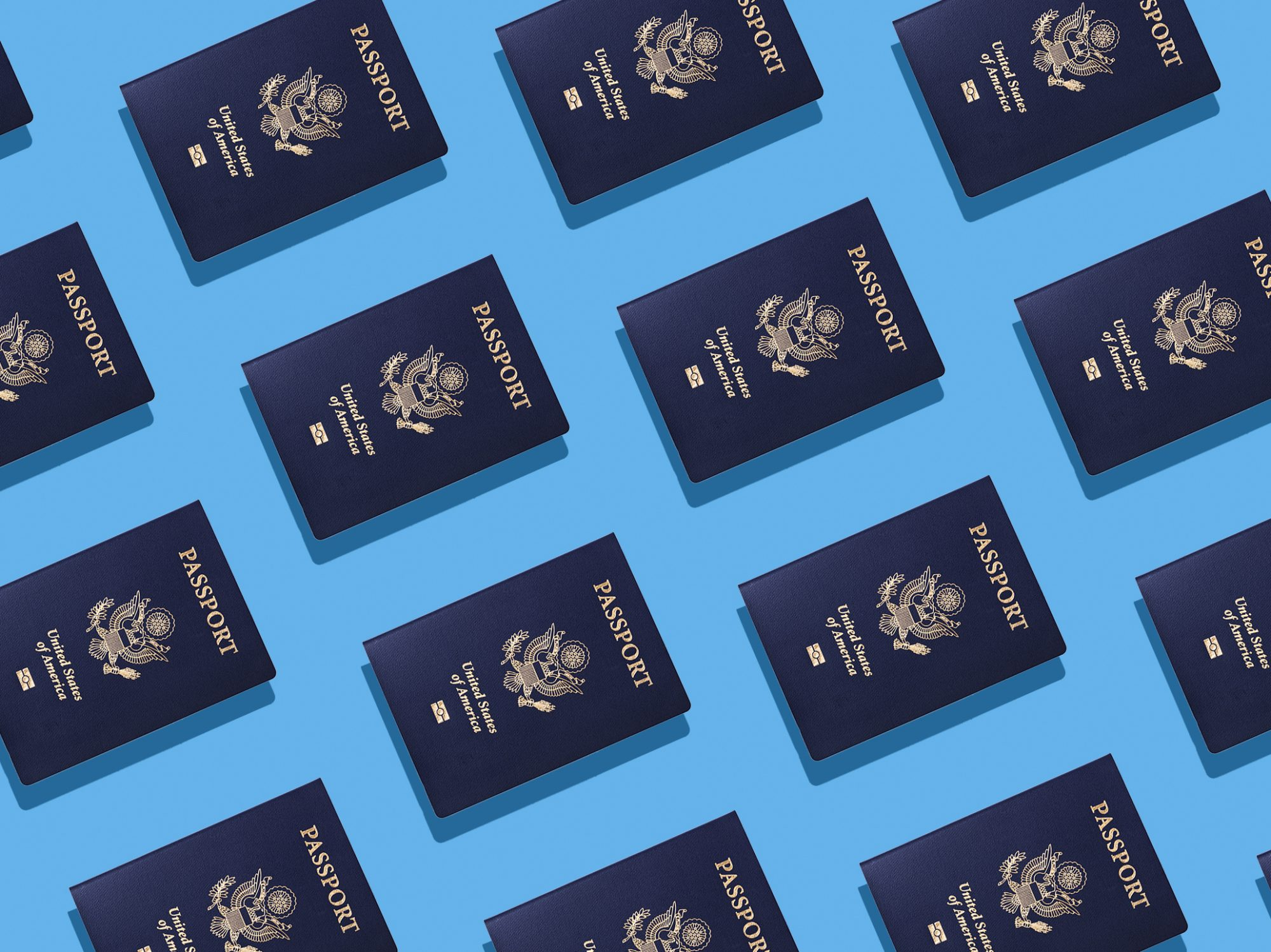 Passport Application Wait Times Are Taking Up to 18 Weeks, State Department Says