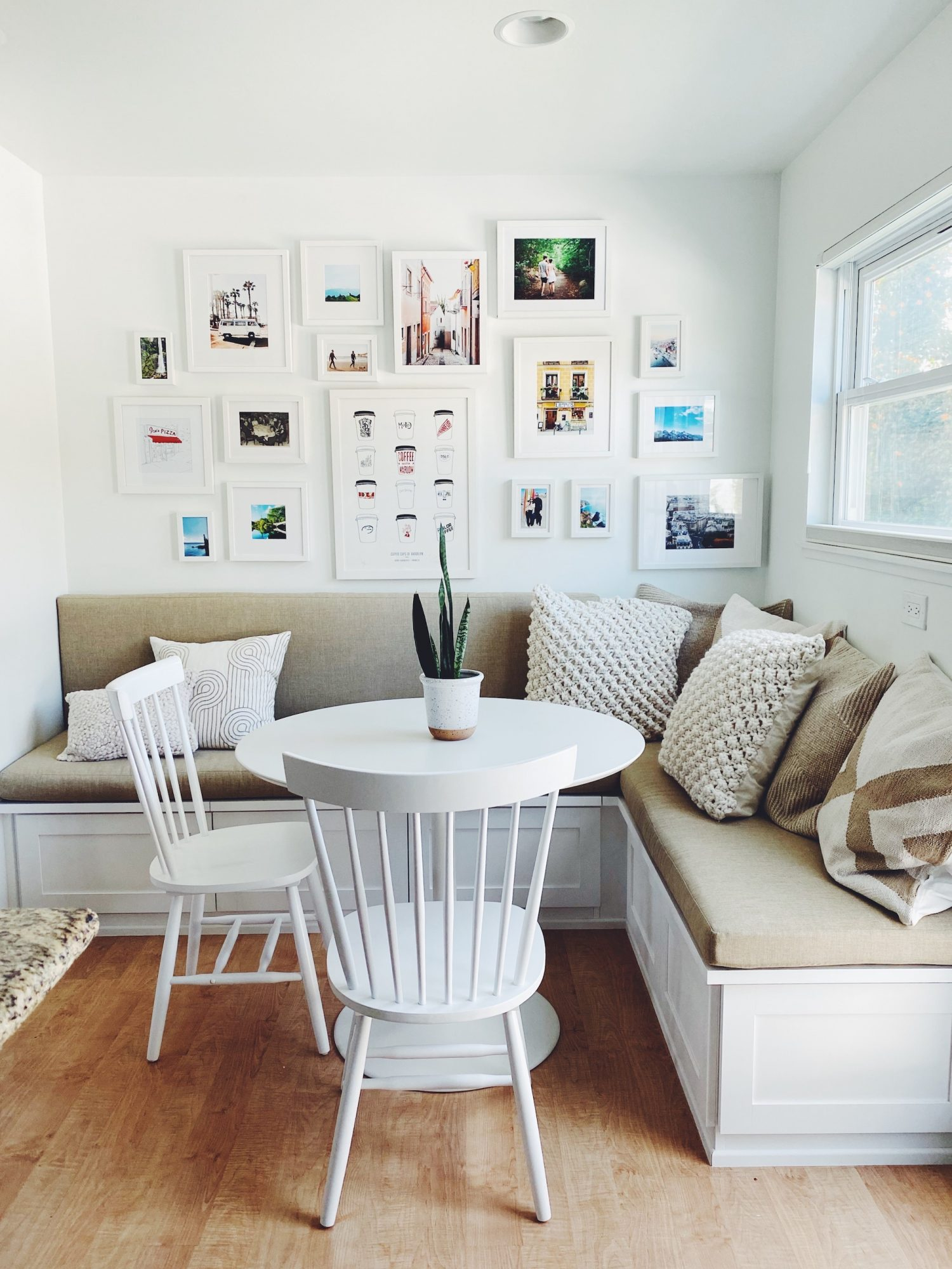Space of the Week, Kitchen Dining Nook