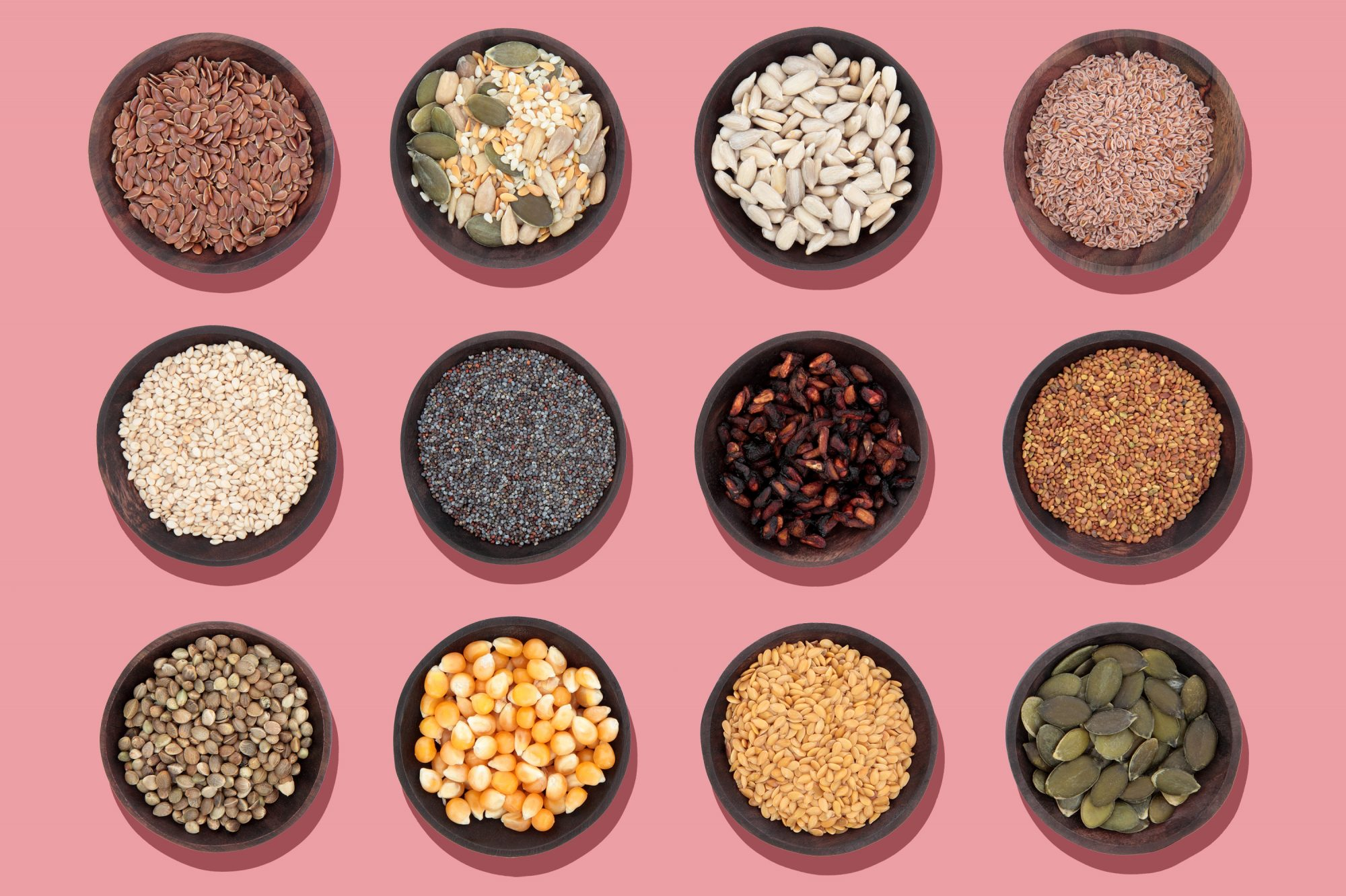 These Are the Healthiest Types of Seeds