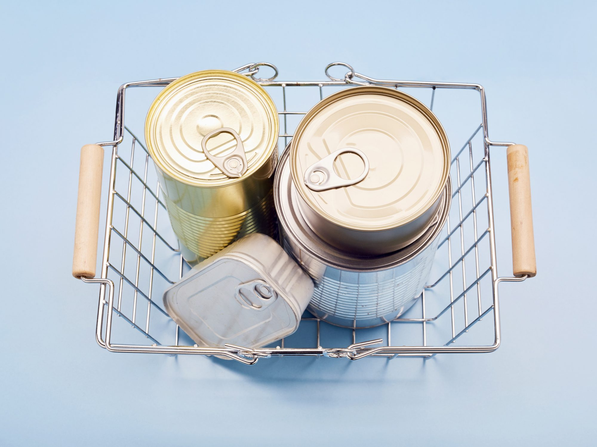 Healthiest Canned Food Types