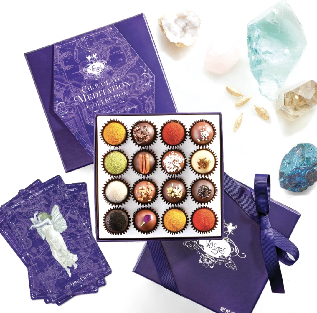 Vosges Chocolate Meditation Collection
