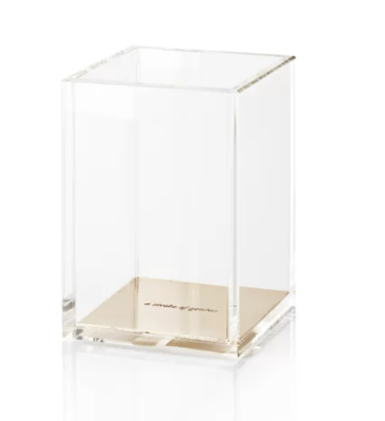 Acrylic Pen Holder for Makeup Storage