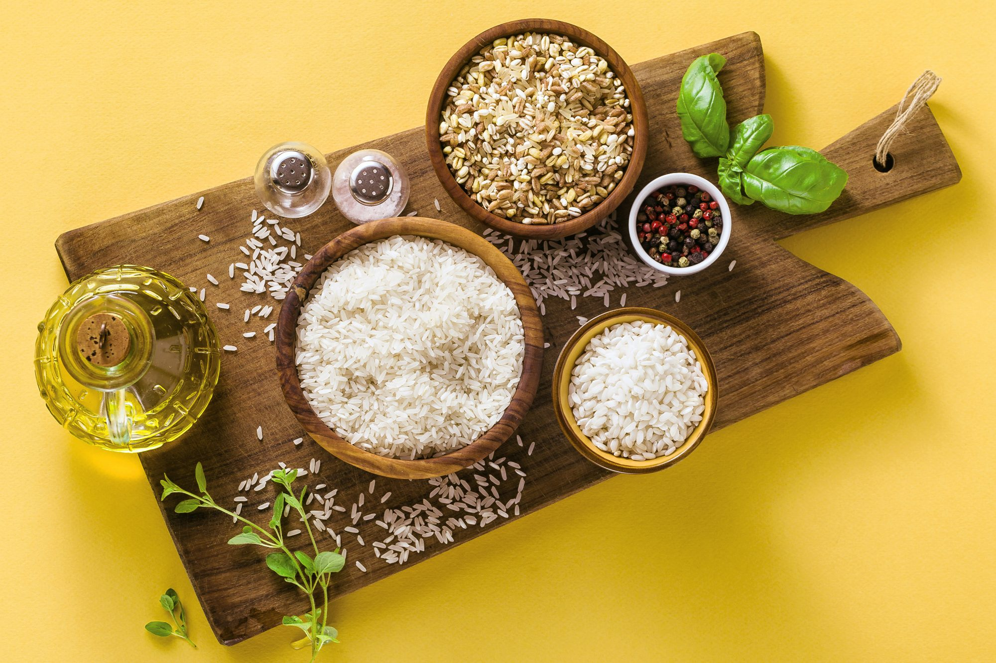 Is Rice Healthy? These Are the 3 Healthiest Types of Rice