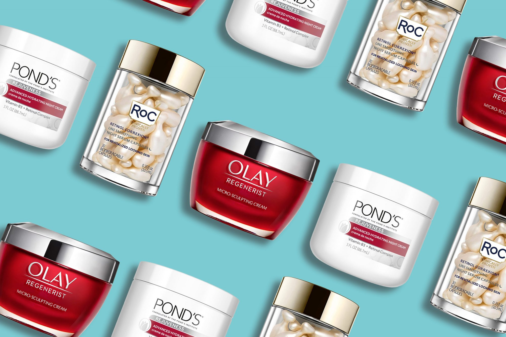 best-drugstore-anti-aging-products