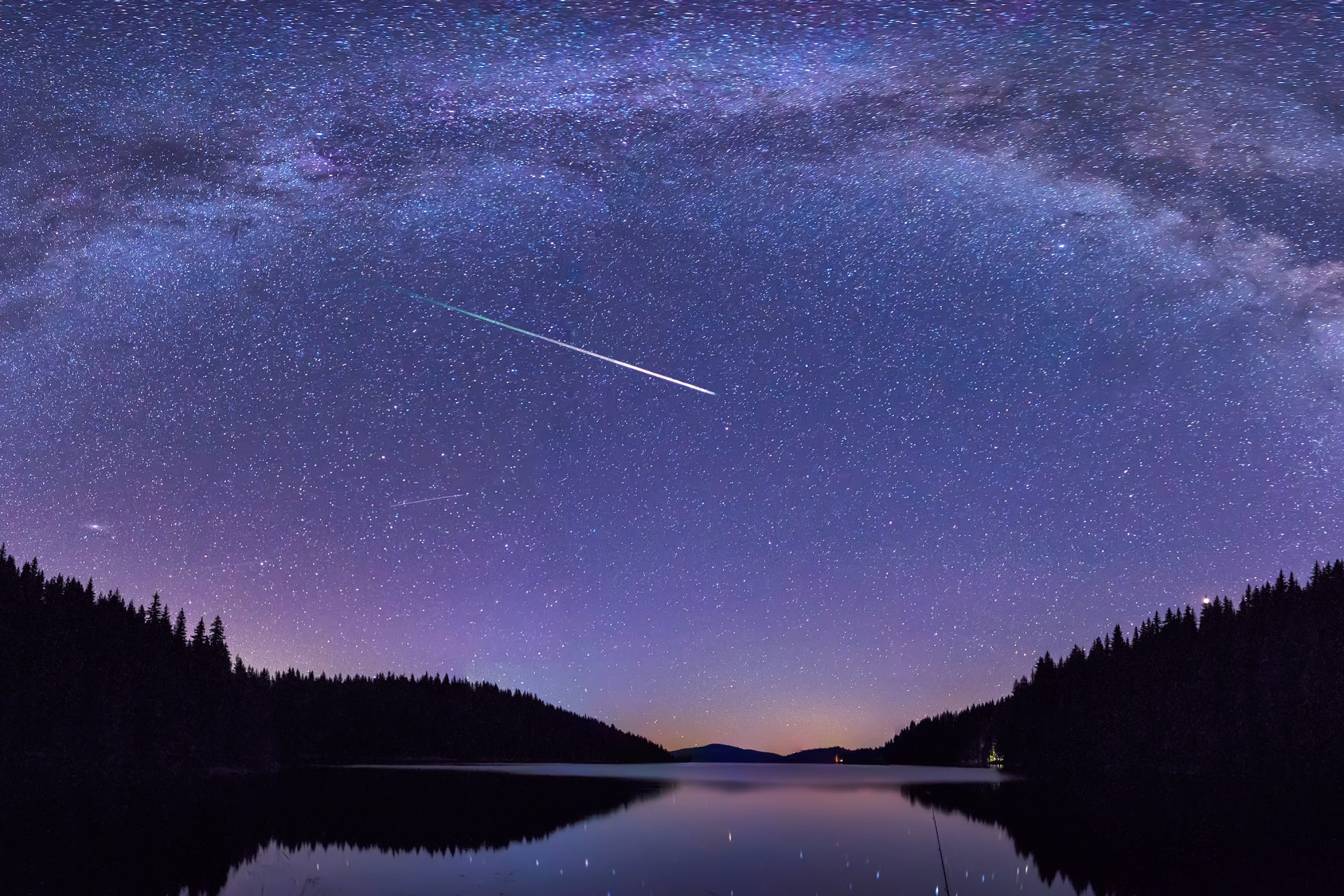 Fall 2021 stargazing events: meteor shower