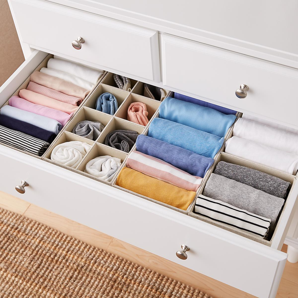 Container Store Drawer Organizer