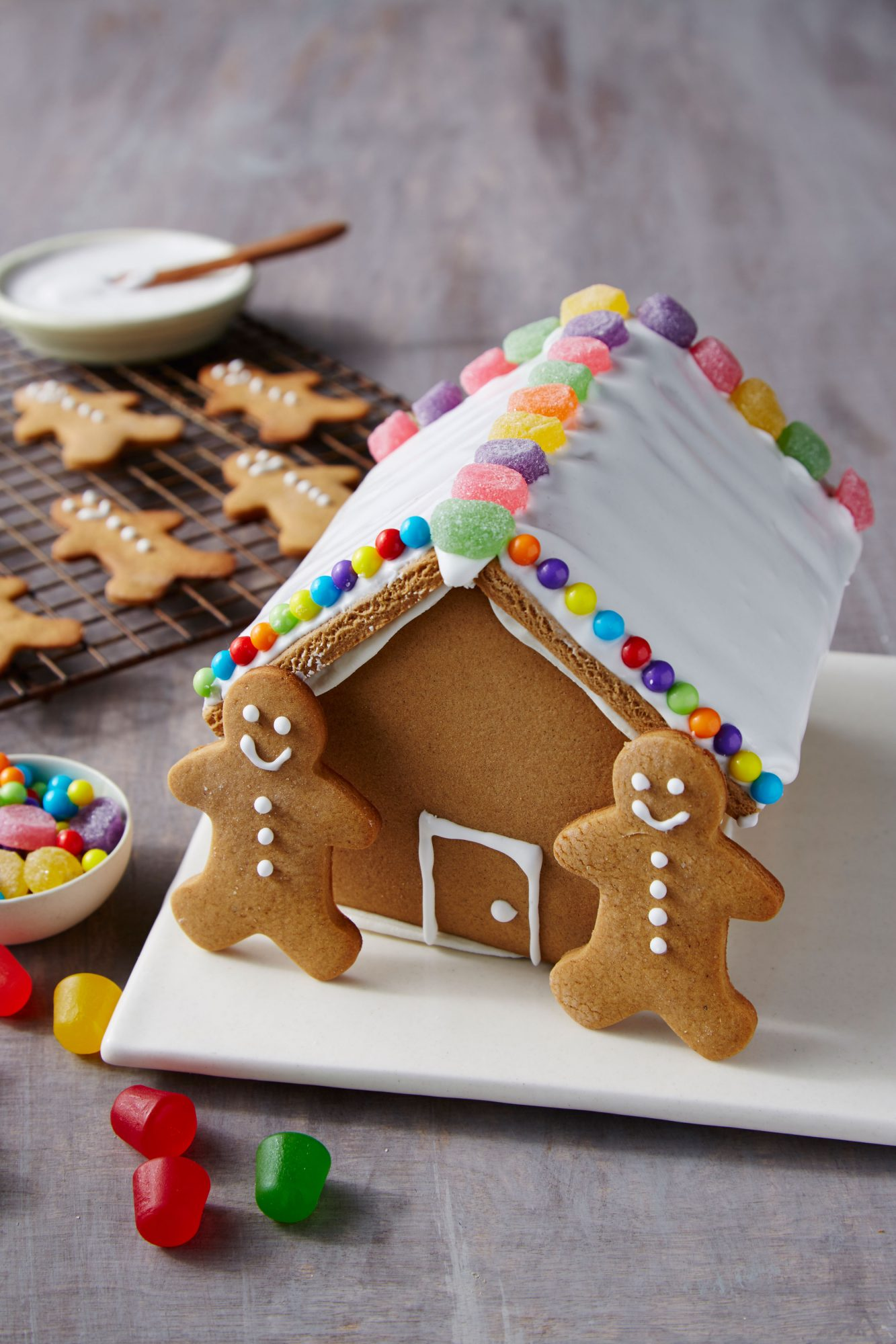 Classic Gingerbread Cookies Deb Wise