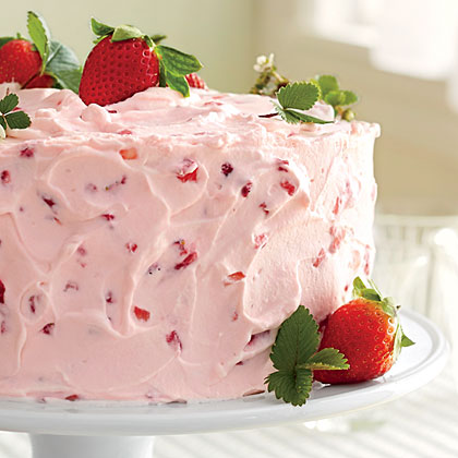 Strawberry Frosting Southern Living