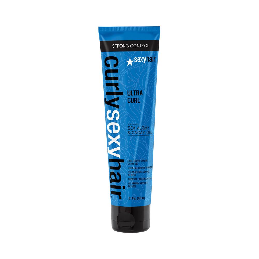 Curly Sexy Hair Ultra Curl Support Creme-Gel