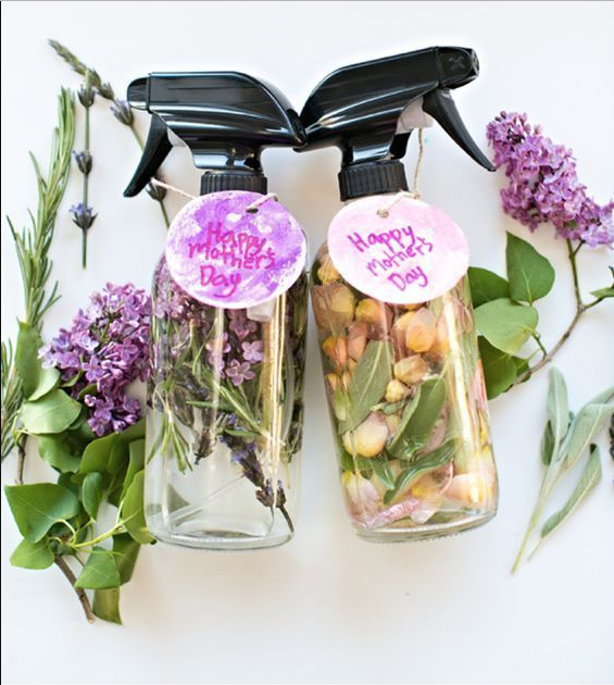 Floral and Herb Perfumes