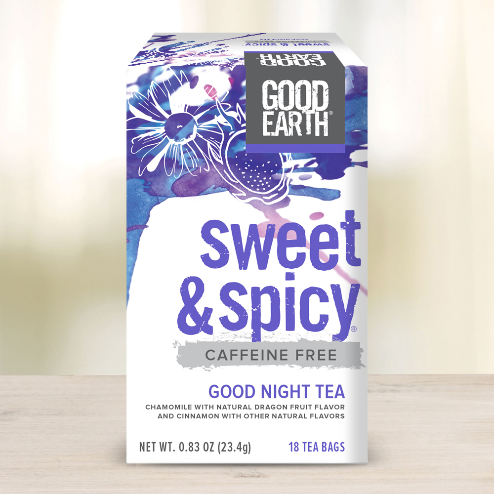 Good Earth Tea Sweet & Spicy Good Night Tea