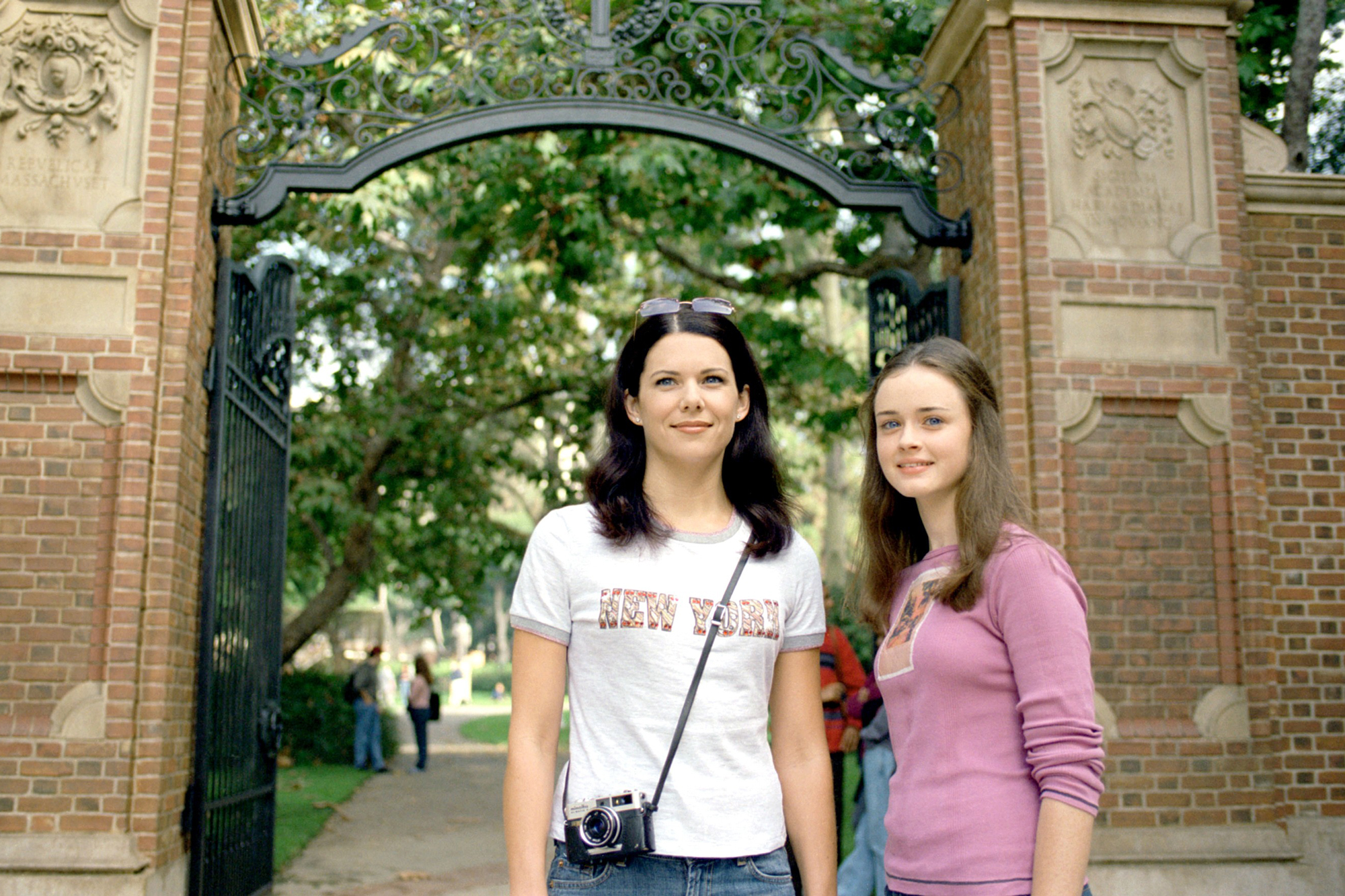 The Time they pretended to be Harvard Students