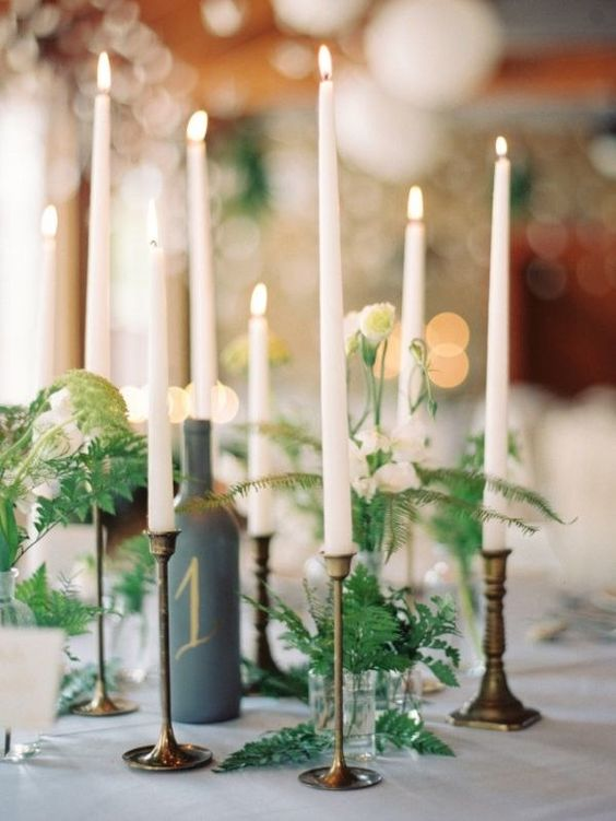 Table Top Décor: Easy Elegance