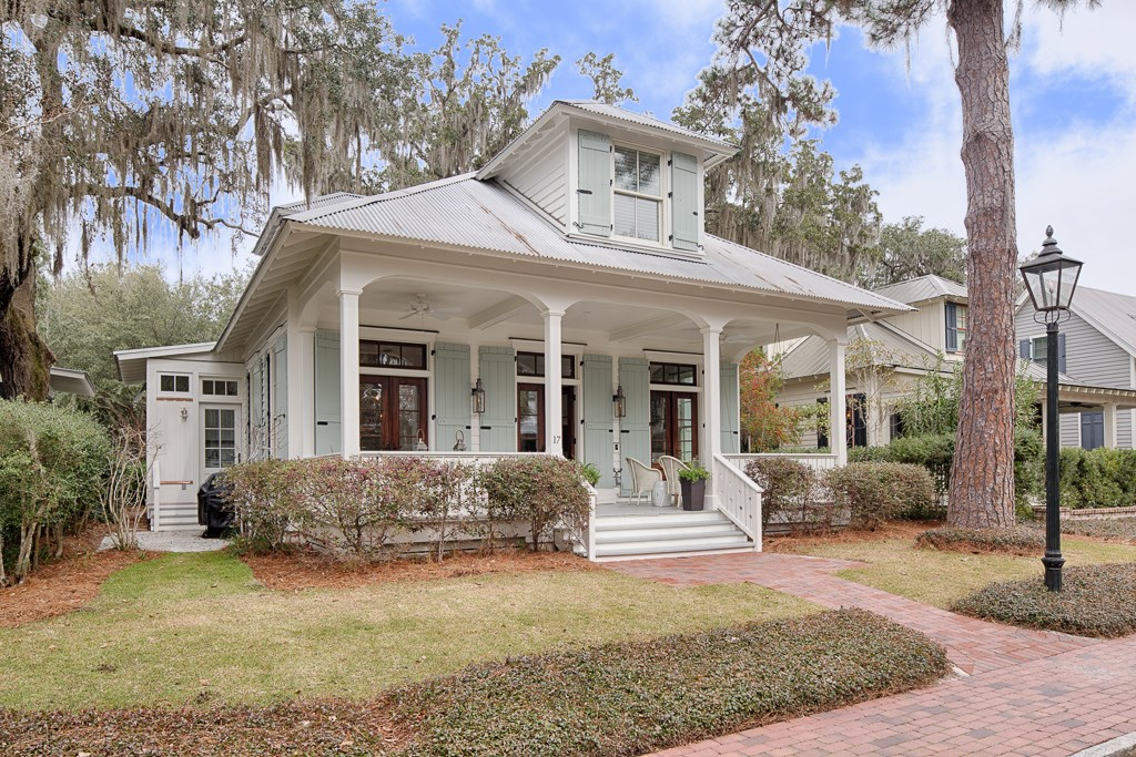 Palmetto Bluff, South Carolina Cottage