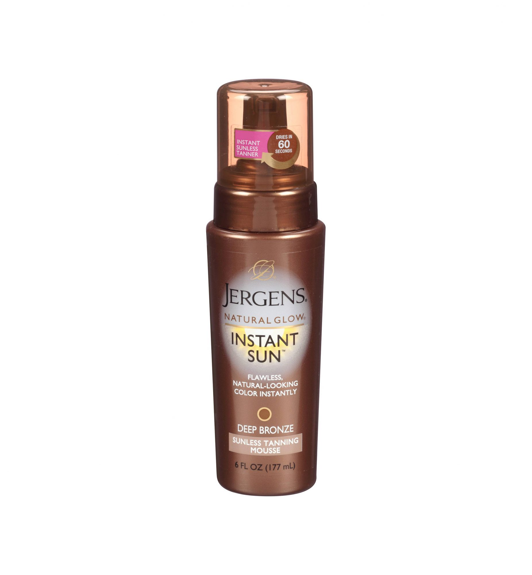 Jergens Natural Glow Instant Sun Moisturizing Lotion